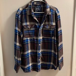 Men's American Eagle Outfitters Flannel